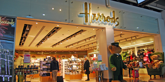 SOFU Harrods - SOFU Ship your orders worldwide with cheapest
